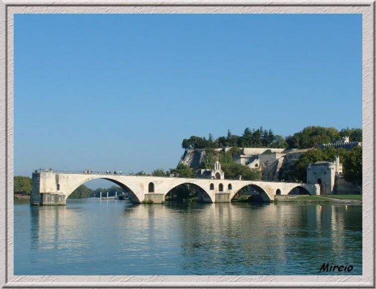 La légende du Pont...