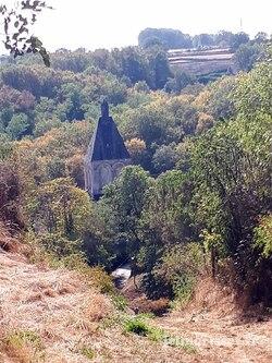 E 29 d'Argenton sur Creuse à Gargillesse-Dampierre