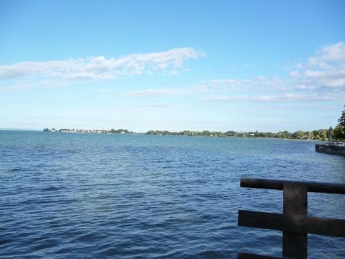 lac de constance le matin