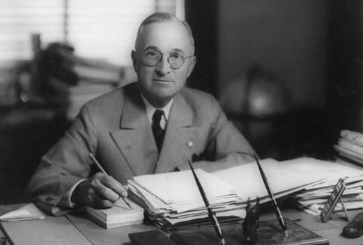 Harry Truman, alors futur Président des Etats Unis, séjourna  dans  le Châtillonnais à la fin du conflit 1914-1918