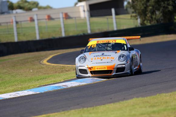 PORSCHE GT2 CUP CHALLENGE AUSTRALIA