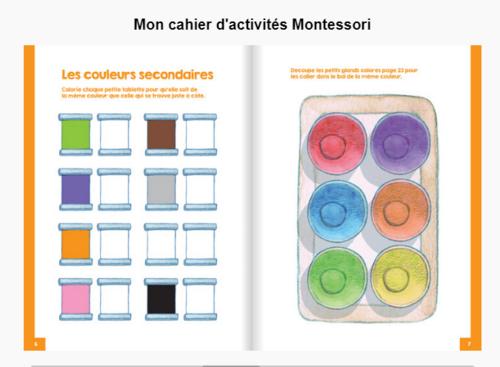 [Avis] Mon cahier d'activités Montessori