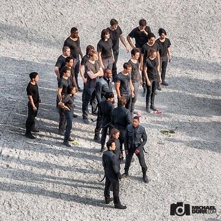 Divergent : Photos