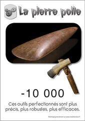 Néolithique : âge de la pierre polie