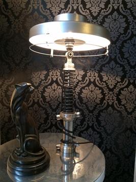La lampe amortisseur
