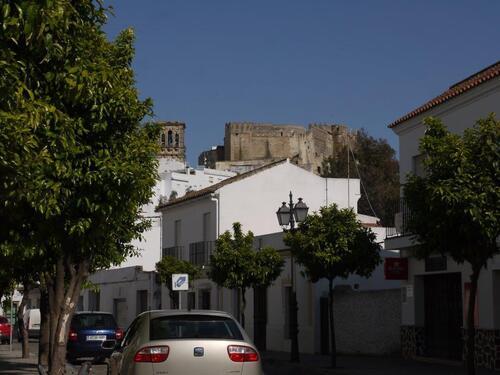 Le château et la basilique