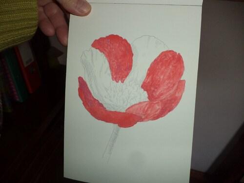 Ma fille m'offre un dessin par jour