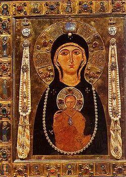 Theotokos chez Athanase d'Alexandrie
