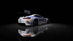 Team Zakspeed Mercedes AMG GT3 (Montegi - Japon)