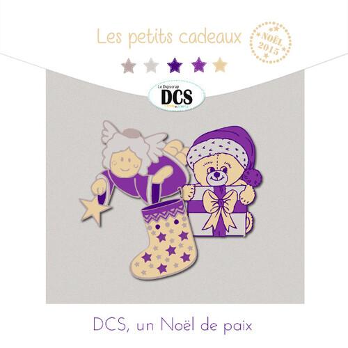 Cadeaux de Noël DCS