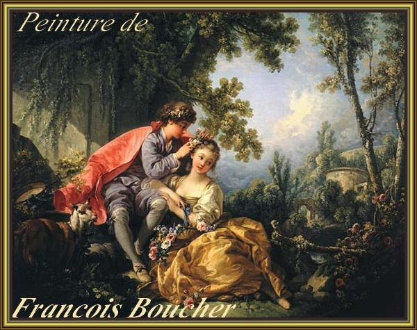 FrancoisBoucher 1703 1770