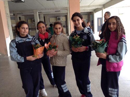 Participation remarquée des élèves D'EB7 au concours FISTA.
