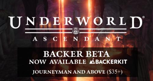 News : Underworld Ascendant est en beta *
