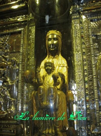 Montserrat : Notre-Dame de Montserrat