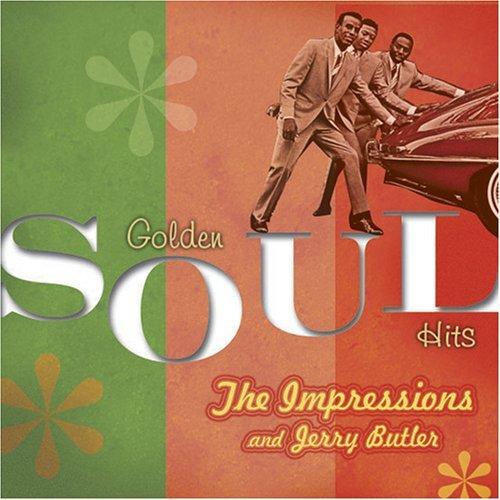 "2006 : Album CD "" Golden Soul Hits ( Jerry Butler ) "" CBUJ Records [ UK ]"
