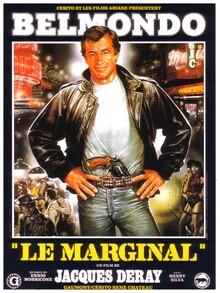 LE MARGINAL AFFICHE