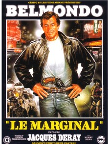 LE MARGINAL BOX OFFICE 1983