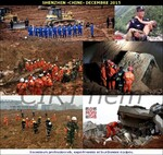 CHINE: hommes, chiens et machines au secours de Shenzhen.