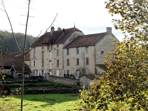 -L'Eglise d'Origny sur Seine
