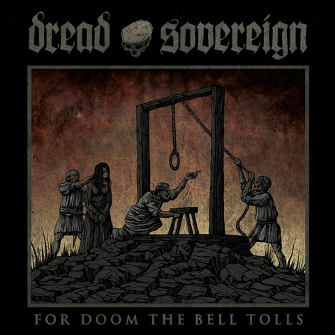 "DREAD SOVEREIGN - ""The Spines Of Saturn"" (Clip)"