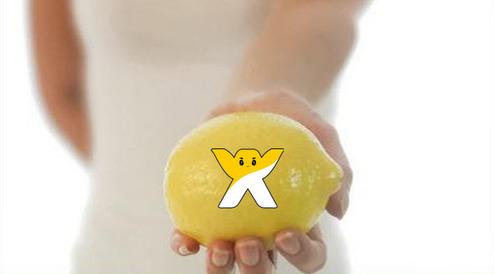 Quand Wix se fait presser comme un citron...