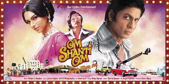 Om Shanti Om - ओम शान्ति ओम