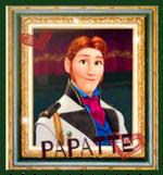 Cadeau pour Papatte