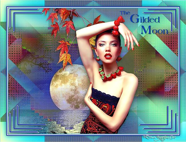 The Gilded Moon