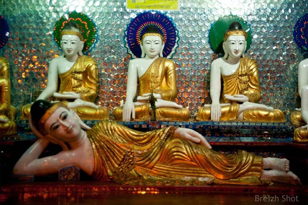 Nuit - Shwedagon