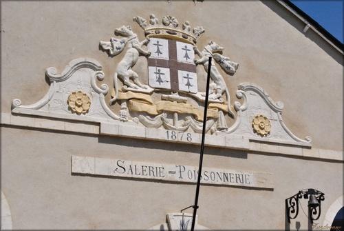 Photo de la statue de Pierre Bouguer sur le port du Croisic
