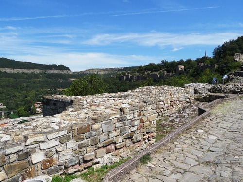 La forteresse de Veliko Tranavo en Bulgarie (photos)
