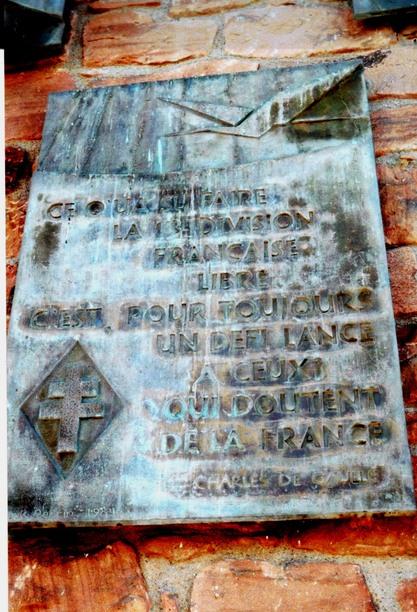 * Etape n° 38 - 18-27 janvier 1945 -  Légionnaires, B.M.XI, 8ème R.C.A. et 2ème D.B. dans les combats  d'Illhaeusern et des Bois d'Elsenheim