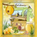 Les abeilles de l'expo de Momo