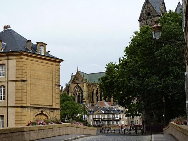 Metz la marina du Port Saint-Marcel - 9