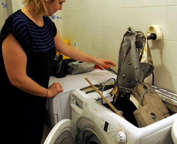 """Résultat de recherche d'images pour """"image vieille machine à laver"""""""