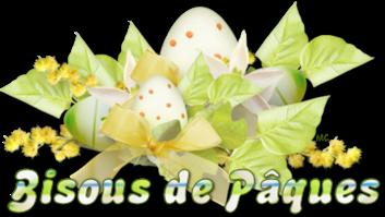 Bonne Semaine de Pâques