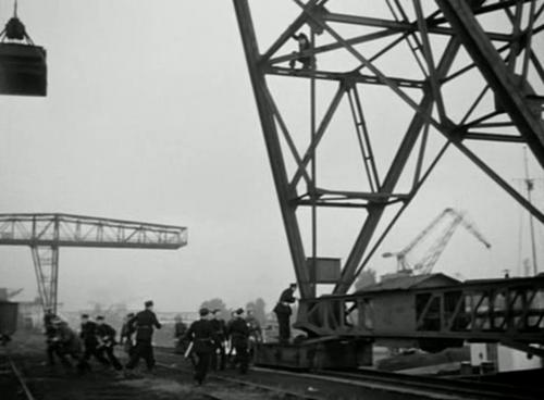 La vierge du Rhin, Gilles Grangier, 1953