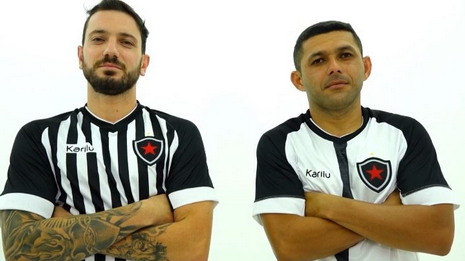 Acheter maillot de Botafogo 2019 Exterieur