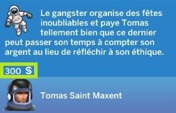 mission de gangster