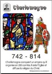 0742 - 0814 Charlemagne