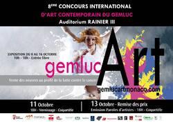 exposition à GEMLUCART du 8 au 17 octobre 2016