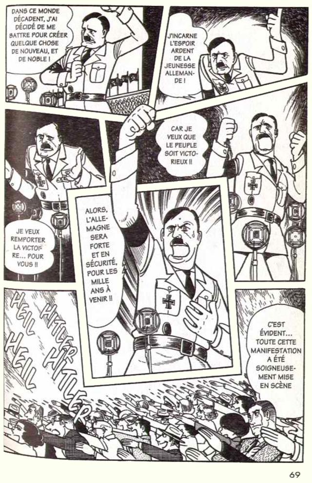 sujet 3B - La bd, reflet de l'histoire (exemple du manga) 2019