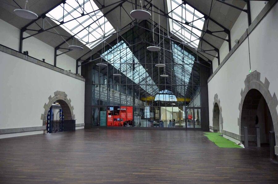 « Le téléphérique de Brest  »