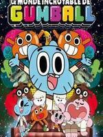 Le Monde incroyable de Gumball : La série suit le quotidien de Gumball Watterson, un chaton anthropomorphe bleu âgé de 12 ans et de nature optimiste, ainsi que de son compagnon Darwin, un poisson rouge domestique, devenu son frère adoptif après que des bras et des jambes lui ont poussé. Gumball et sa famille vivent à Elmore, une ville fictive semblant appartenir au monde réel mais habitée par toutes sortes de créatures animées. ... ----- ...   Langue de la série : FRANÇAIS Diffusion d'origine : 2011 Nationalité : Royaume-Uni Casting : Créateur Ben Bocquelet Genre : série animation