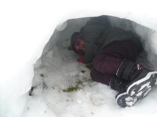Connaissance de la montagne en hiver