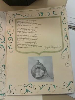 Petites anthologies poétiques