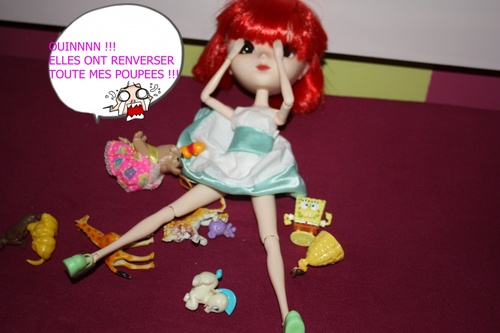 La poupée de Lali