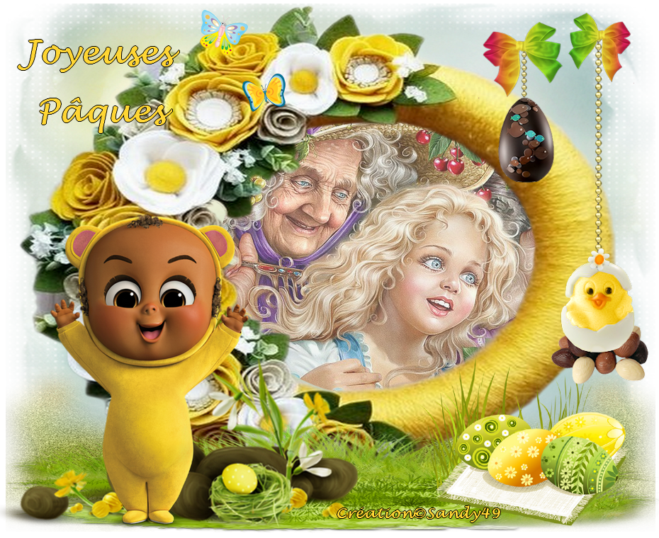 Kdo Joyeuses Pâques 2020