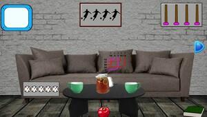 Jouer à Simple modern room escape