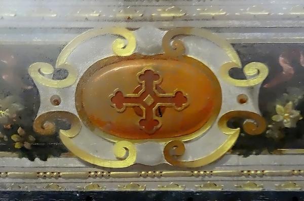 Les tapisseries du chœur de l'église Saint Nicolas ont été restaurées...